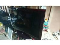 "Samsung 46"" Flat Screen TV - DVB, HD 1080p SRS sound - LE46A656A1FXXU"