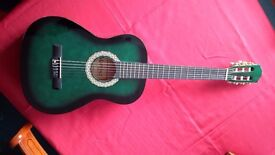3/4 Martinez guitar