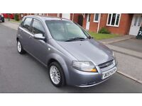 2007 CHEVROLET KALOS 1.2 LTRS PETROL MANUAL £780 call 07448923412