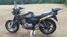 Honda CB500 '97 P reg, 43K miles, years MOT
