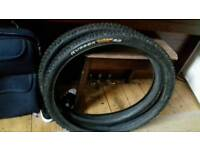 "Continental Rubber Queen 26""x2.2"" Mountain Bike/XC Tyres"