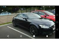 Audi TT for sale (black)