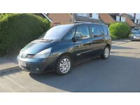 2005 Renault Espace 2.2l 7 seats good runner - scratched