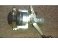 For sale rods and reels