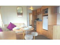 Private Sale Static Caravan At Sandylands West Coast Of Scotland Near Craig Tara