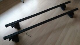 Halfords Roof Bars System A, M51 for Volkswagen Golf MkIV Mk4
