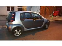 smart forfour £2300ono diesel automatic perfect car cheap to insure