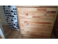Quick sale 2 sets of drawers