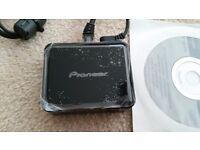Pioneer AS-WL300 lan wireless network adapter
