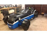 MNR Vortx Kit Car - 2010, Factory Built, Immaculate, Road & Track Ready