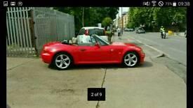 BMW z3 2.8 roadster 2500 ono