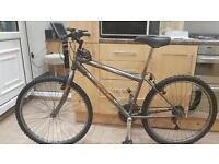 """British eagle storm bike. 16"""" Frame. 26"""" wheels. Working bike!"""