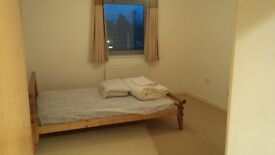One double bedroom with en-suite available (of a two bedroom apartment) in Walton on Thames, Surrey