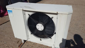 Silensys Condensen Cold Room Condenser Unit / Walk In Freezer Condenser 1½ HP