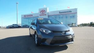 2014 Toyota Corolla LE   No payments for six months OAC!!