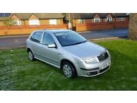 2007 56 skoda 1.4 ambente limited edition with full service hsitory