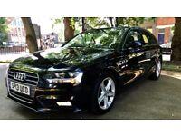 Audi A4 2.0 tdi avant face lift model service history