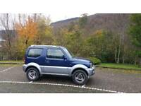 Suzuki jimny top of the range