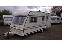 1998 Bailey Pageant Champagne Caravan with Motor Mover