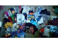 Huge bundle of boys clothes aged 7-8