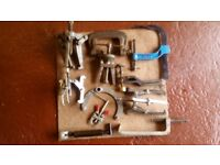 Special tools,Pullers, valve tool, engine holding, nut splitter for Seat, Ford Austin, BMW, Volks