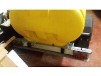Bowser 1125 litre