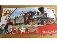 Hornby toy story 3 train set