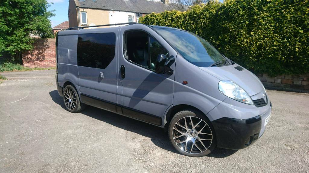 VAUXHALL Vivaro Camper Van Not At Vw T5 Prices