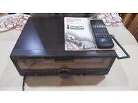 Technics SA- TX30 6 Channel Vintage VU Amplifier - Boxed - Remote