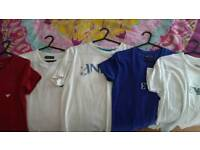 5 mens tops size s