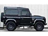 Project Khan Defender 90 Wide Track. A serious Head Turner!!