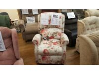 HSL Berwick Dual Motor Riser Recliner Chair, Free Delivery*
