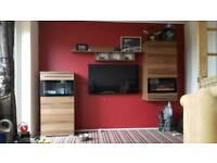 Tv units cabinets shelf