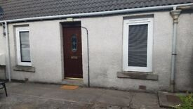 1 bedroom flat for rent in central Forfar.