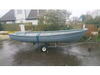 16 ft BOAT FOR SALE