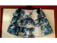 Girls skirts age 3-4