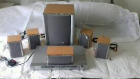 Home Theater Surround sound system mint condition