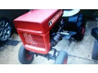 tractor bolens model 850 start on electric ready to use or for export
