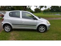 Hi im selling my toyota yaris long mot and tax 1st to see will buy open to offers only £550