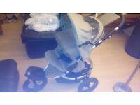 mamas and pappas 3 wheeler
