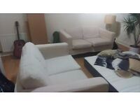 FREE 2 seater SOFA set collection only
