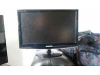 18 inch Samsung Freeview TV