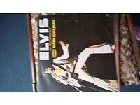Elvis LPs/records