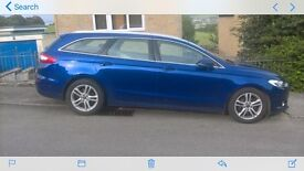 Mondeo titanium estate, one owner well maintained car.