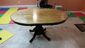 Dining table - Beechwood