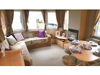 Beautiful Static caravan for sale at Regent Bay Holiday Park