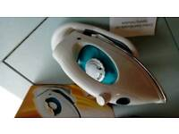 Cordless steam iron NEW
