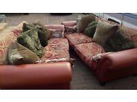 Tetrad sofa's
