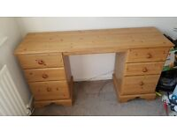 DESK - DRESSING TABLE - NEW CONDITION! COME SEE!