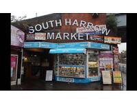 Shops & Units available to let in oldest indoor Market in Harrow